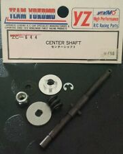 VINTAGE TEAM YOKOMO RC YZ-10 YZ10 870C CENTER SHAFT W/TORQUE PLATE & HUB ZC-644