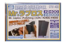 GUNZE Sangyo Mr Hobby Mr. Water Proof GT61 Polishing Cloth 2400-4000