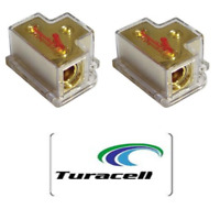 2 Audiopipe APPB1020 1 To 2 Power Distribution Block BUNDLE DEAL!