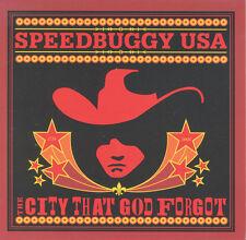 The City That God Forgot by Speedbuggy USA (CD, Apr-2006, Split Seven Records)