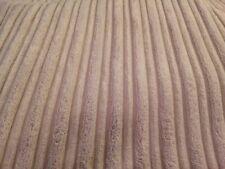 10m Rolls Of Ivory Jumbo Cord Upholstery Fabric, Free P+P