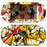 Elaborate Skin Decals Stickers For PS Vita Slim PCH-2000 Series Persona #09+Gift