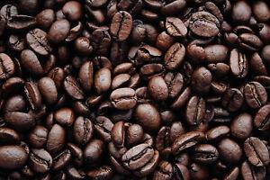 Vanilla Flavoured Coffee Beans or Ground Sugar-free Vegan Gluten-free FRESH UK