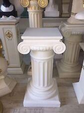 Säule Barock Style Dekosäule Grichische Säulen Podest Stuckgips 60cm 1036 k 70