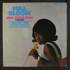 JACKIE ROSS: Full Bloom LP (Mono, corner ding) Soul