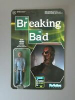 Funko ReAction Convention Exclusive Breaking Bad Dead Gus Fring MOC Unpunched