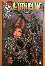 WITCHBLADE #10 Vol. 1 1st Darkness appearance Michael Turner 1996 VF+