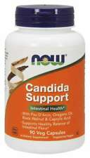 Now Foods, Candida Support, Vegetarian, 100 Vcaps