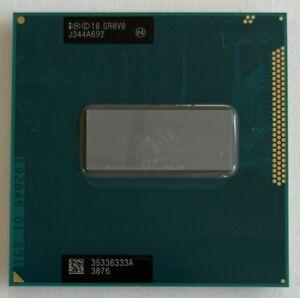 Intel Core i7-3632QM (6M Smart Cache, 2.20-3.20 GHz) rPGA, Quad Core SR0V0 35W 1