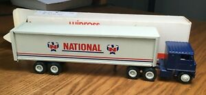 Winross White 7000 National Freight TractorTrailer 1/64