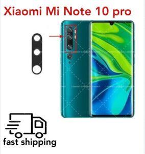 For Xiaomi Mi Note 10 PRO Rear Glass Camera Lens