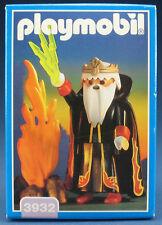 Playmobil 3932-mago-Wizard-mago - 1997-nuevo con embalaje original-New misb