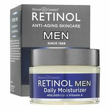 Skincare LdeL Cosmetics Retinol for Men  Anti-Aging  Daily Moisturizer 50 g