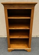 Ethan Allen Country Crossings Bookcase Model #17-9813 Caraway