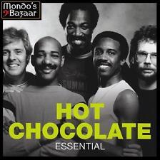 HOT CHOCOLATE - ESSENTIAL CD ~ 70's GIRL CRAZY~EMMA~DISCO QUEEN~CHANCES ++ *NEW*