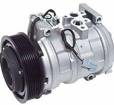 A/C Compressor Fits Honda Accord 2003-2007 L4 2.4L 10S17C Brand New