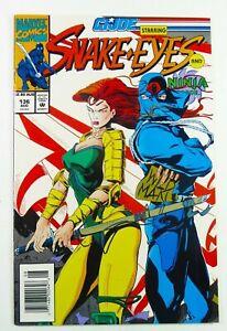 Marvel G.I. JOE: A REAL AMERICAN HERO #136 RARE AUSTRALIAN PRICE VARIANT FN