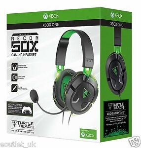 Turtle Beach Headset Xbox One S Series X | S - Ear Force Recon 50X NEW