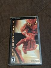 Spiderman 2 SEALED in Case Sony PSP PlayStation Portable