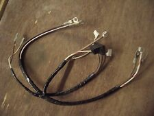 GENUINE PETTER P600 CABLE HARNESS 275251