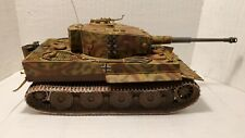 Pro Built German Tiger 1 Ausf E Late Heavy Tank 1/35 Scale Model