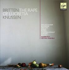 BRITTEN: THE RAPE OF LUCRETIA NEW CD