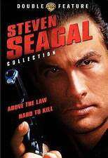 Above the Law/Hard to Kill (DVD, 2009)