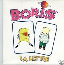 (403P) Boris, La Lettre - 1996 CD