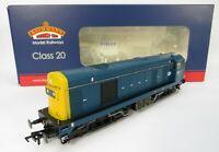 OO Gauge Bachmann 32-035A Class 20 136 BR Blue livery Loco