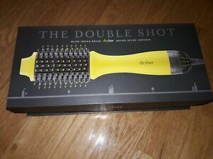 NIB Drybar The Double Shot Blow- Dryer Brush