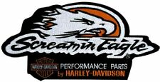 HARLEY DAVIDSON SCREAMIN EAGLE PATCH (XXL-12.5 inch) DISCONTINUED HARLEY PATCH