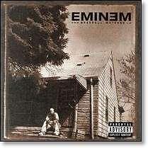The Marshall Matters - Eminem CD INTERSCOPE
