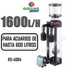 PROTEIN SKIMMER RS-4004 1600l/h SEPARADOR UREA ACUARIOS MARINO HASTA 600L ESPUMA