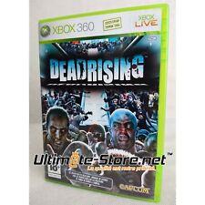 Jeu XBOX 360 - DEAD RISING - VF - Capcom