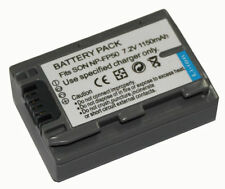 Camera Battery For SONY NP-FV70 NP-FV100 NP-FH30 NP-FH50 NP-FH60 NP-FP50 NEW