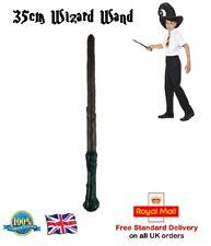 35cm Wizard Wand Magic Harry Potter Wood Effect Fancy Dress Costume U09 968