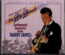 READERS DIGEST - HARRY JAMES - BEST BIG BANDS - 2 CD BOX SET