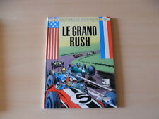 belle reedition  valhardi  le grand rush