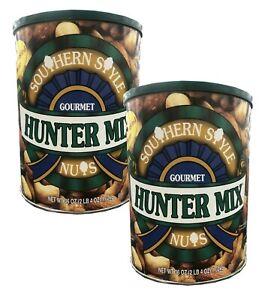 🔥 HUNTER MIX  Nut Southern Style 36 oz. 🔥