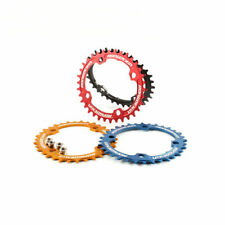 Mountain Bike 104Bcd Oval Chainring Narrow Wide 34T Chainring