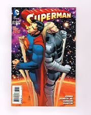 SUPERMAN (V3) #35 Ltd to 1:100 variant by Romita Jr & Janson! NM