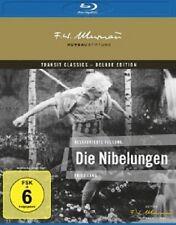 DIE NIBELUNGEN (1924) (PAUL RICHTER/MARGARETHE SCHÖN/+)  BLU-RAY  DRAMA  NEU