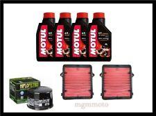 Kit tagliando honda AFRICA TWIN 1000 olio MOTUL 7100 10w40 filtro aria olio