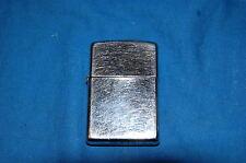 Zippo Brush Silver Cigarette Lighter 2002 MAKE OFFER *FREE SHIP*
