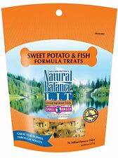 Natural Balance L.i.t. Sweet Potato and Fish Formula Dog Treats Small Breed 2