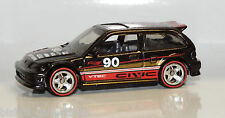 2014 Hot Wheels '09 HONDA CIVIC EF Custom Real Riders Loose