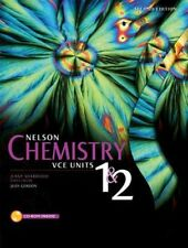 Nelson Chemistry VCE Units 1 and 2 2e Second Edition