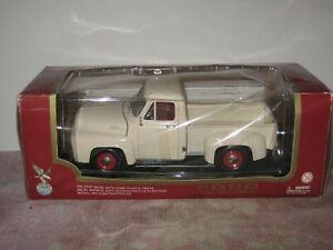 1/18 Scale Road Legends 1953 White/Cream FORD Pickup Truck Item # 92148