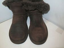 Genuine Ugg Classic Short Boots UK 4.5 Euro 37.5 in Chocolate