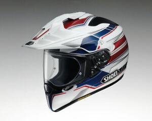 Shoei Hornet ADV Navigate Motorcycle Helmet Size Large